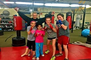 Youth Boxing Classes at Bancroft Boxing and Fitness Club in Framingham Ma,